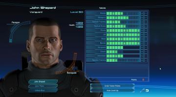 Скриншот Mass Effect