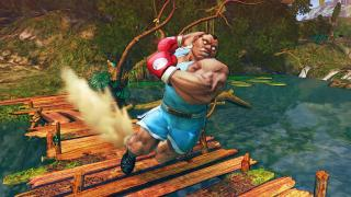 Скриншот Street Fighter 4