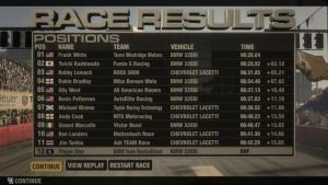 миниатюра скриншота Race Driver: GRID