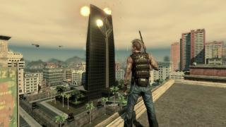 Скриншот Mercenaries 2: World in Flames