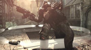 Скриншот Gears of War 2