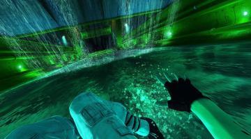 Скриншот Mirror's Edge