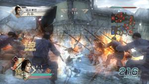 миниатюра скриншота Dynasty Warriors 6