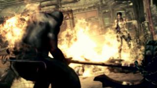 Скриншоты  игры Resident Evil 5