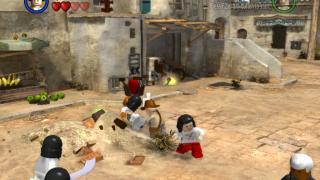 Скриншоты  игры LEGO Indiana Jones: The Original Adventures
