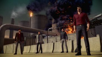 Скриншот Godfather 2, the