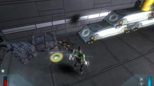 миниатюра скриншота Space Siege
