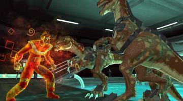 Скриншот Champions Online