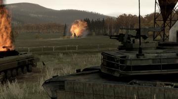Скриншот Armed Assault 2