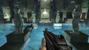 миниатюра скриншота Quantum of Solace: The Game