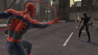 Скриншот Spider-Man: Web of Shadows