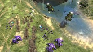 миниатюра скриншота Halo Wars