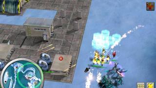 Скриншот Gladiators: Galactic Circus Games, the