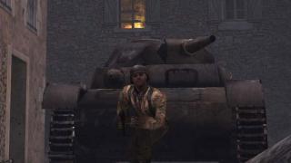 Скриншот Return to Castle Wolfenstein