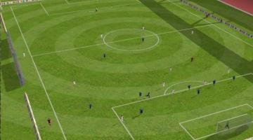 Скриншот Football Manager 2009