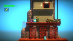 миниатюра скриншота Bionic Commando Rearmed