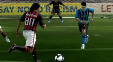 Скриншот FIFA 09