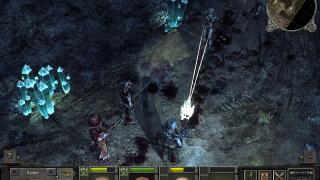 Скриншоты  игры Dungeon 2: The Hunt for the black square