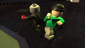 миниатюра скриншота LEGO Batman: The Videogame