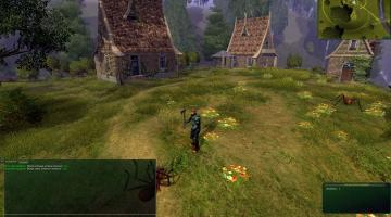 Скриншот Secret City online