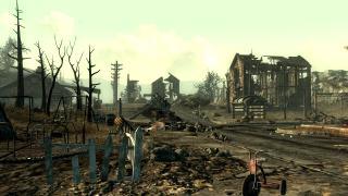 Скриншоты  игры Fallout 3