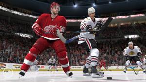 миниатюра скриншота NHL 09