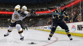 Скриншот NHL 09