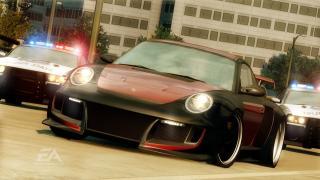 Скриншоты  игры Need for Speed: Undercover