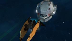 миниатюра скриншота Star Wolves 2