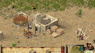 Скриншот Stronghold Crusader