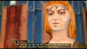 миниатюра скриншота Dragon Riders: Chronicles of Pern