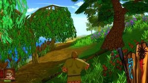 миниатюра скриншота Fairy Tales: Three Heroes
