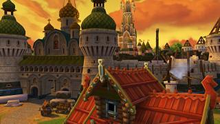 Скриншоты  игры Allods Online