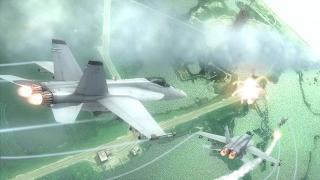 Скриншоты  игры Tom Clancy's H.A.W.X.