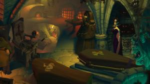 миниатюра скриншота Vampyre Story, a