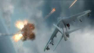 Скриншот Tom Clancy's H.A.W.X.
