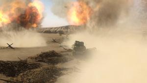 миниатюра скриншота Theatre of War 2: Africa 1943