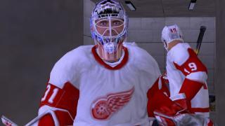 Скриншоты  игры NHL 2003