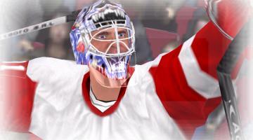 Скриншот NHL 2003