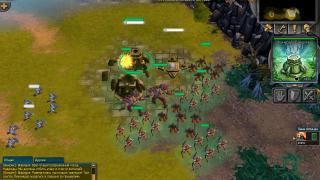 Скриншоты  игры BattleForge