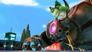 миниатюра скриншота Monsters vs. Aliens: The Videogame