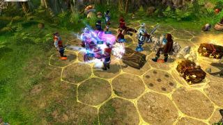 Скриншоты  игры King's Bounty: The Legend