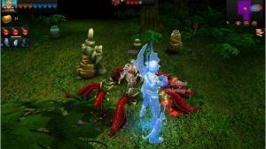 миниатюра скриншота Warrior Epic
