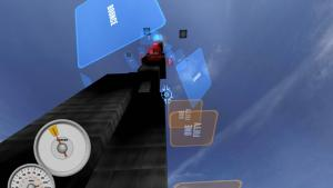 миниатюра скриншота Aaaaa! - A Reckless Disregard for Gravity