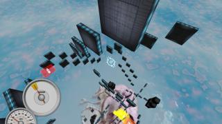 Скриншот Aaaaa! - A Reckless Disregard for Gravity