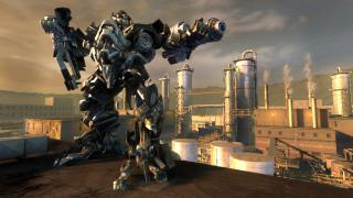 Скриншот Transformers: Revenge of the Fallen - The Game