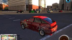 миниатюра скриншота Moscow driver