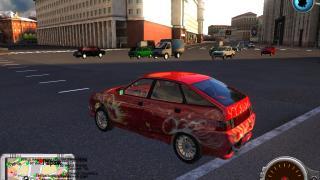 Скриншот Moscow driver