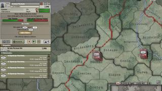 Скриншот Hearts of Iron 3
