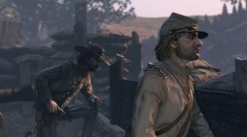 Скриншот Call of Juarez: Bound in Blood